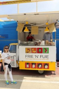 Frie 'n' fuie a Expo 2015