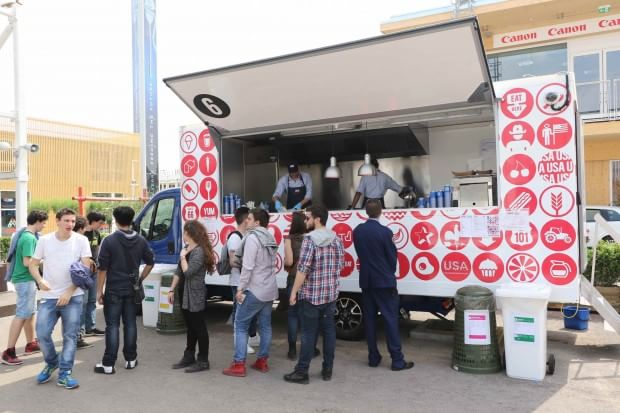 i Food Truck americani