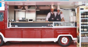 il primo Food Truck Gourmet