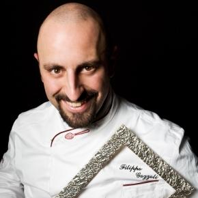 Filippo Gozzoli chef del ristorante