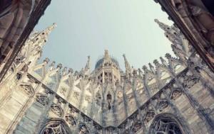 al settimo posto tra i luoghi più interessanti c'è il Duomo di Milano