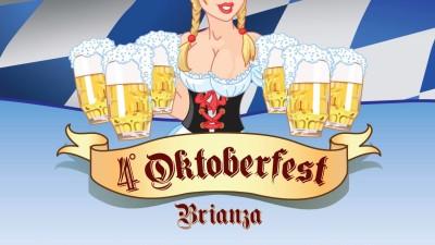 locandina dell'Oktoberfest Brianza