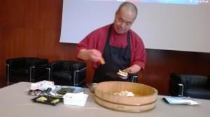 Ichikawa Haruo lo chef giapponese di Iyo