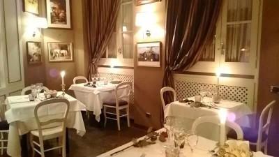 arredi francesi e cucina mediterranea