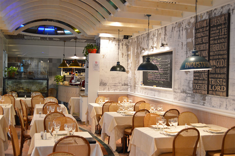 Brasserie mediterranea for Numeri di casa mediterranea