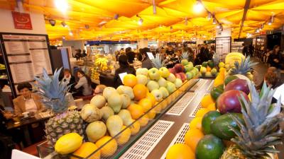 nella Food Hall di Rinascente Duomo
