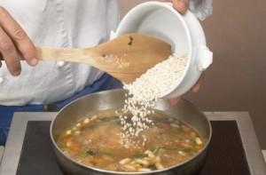 Per il minestrone autentico ci vuole il riso