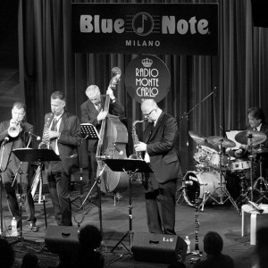 BJBU band al Blue note